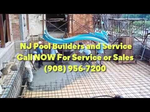 Inground Pools NJ - (908) 956-7200