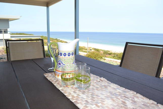 Oceanside beach house, a Peppermint Grove Beach House | Stayz - looks great with amazing views but downfall is linen $20pp and is self clean! Pets by arrangement