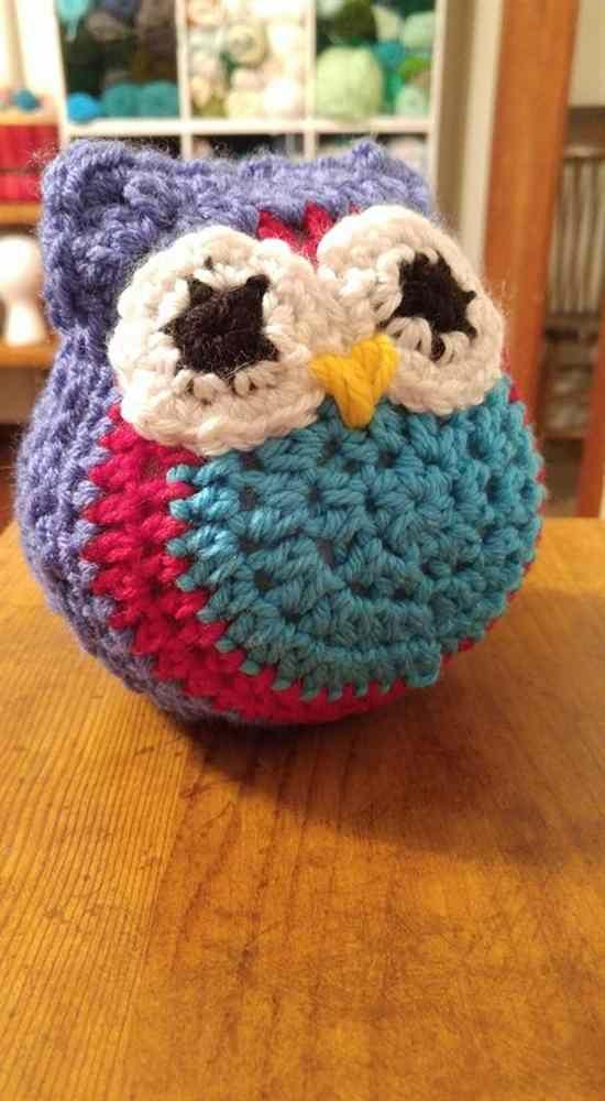 Fat+Granny+Circle+Owl