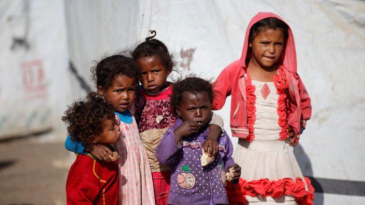 Famine en Afrique: «La pire crise humanitaire» depuis la Seconde Guerre mondiale