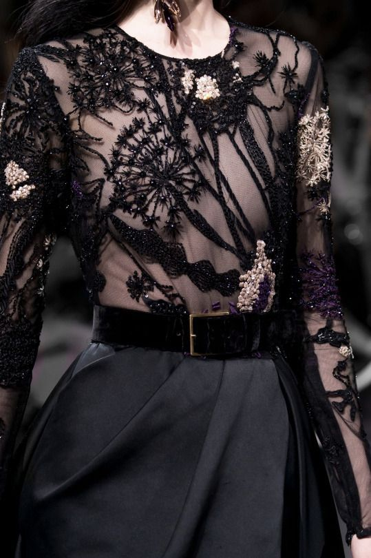 Elie Saab Couture 2016 Fall