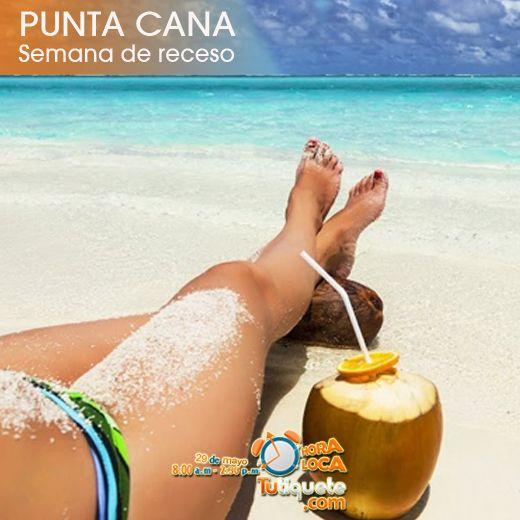 Disfruta de Punta Cana en la smeana de receso de Octubre desde USD 1.340 --> Conoce más en --> http://goo.gl/dgtDlX