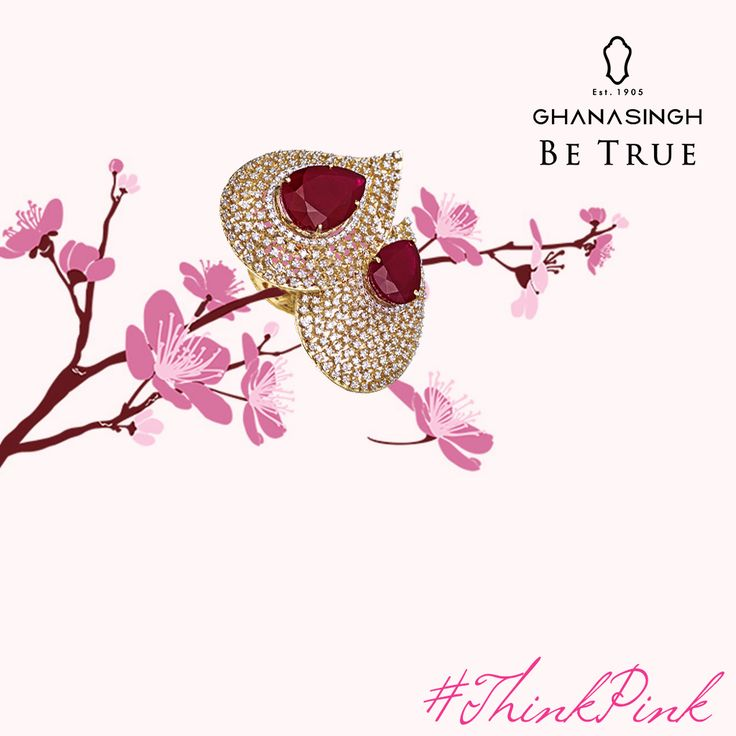 It's natural for girls to #ThinkPink, after all, girls just want to have fun.