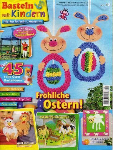 Basteln mit kindern - Klára Kovács - Picasa Webalbumok