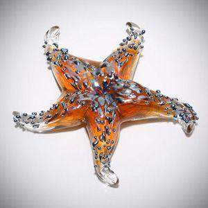 bAmber Starfish...