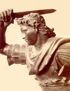 Alexander the Great - Alexander the Great was born 20th July 356 BC, the son of Philip of Macedonia. Macedonia was a state in Northern Greece next to the Aegean Sea.