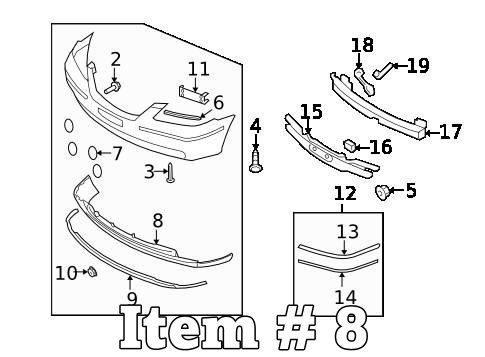 Wiring Diagram For 2007 Hyundai Veracruz additionally Cabin Air Filter Location 2006 Kia Sorento moreover Air Condion 2000 Hyundai Elantra Belt Diagram moreover 2012 Vw Jetta Tdi Fuse Box Diagram further Hyundai Oem Car Parts For Sale. on hyundai accent interior parts diagram