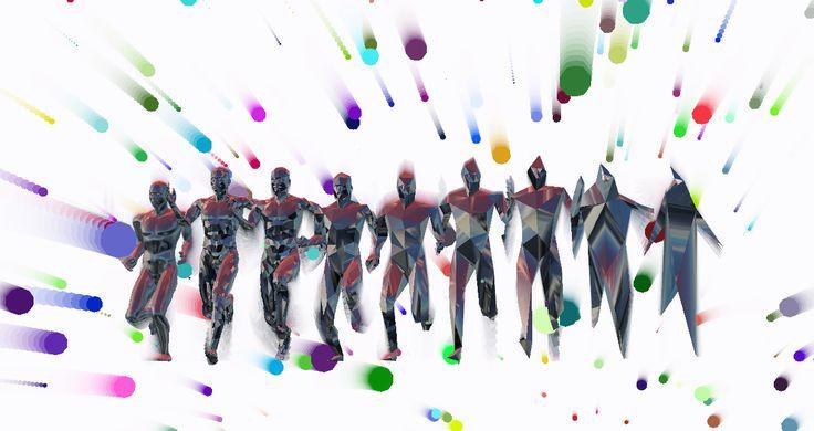 Runners \\ WTF WebGL. http://vincemckelvie.com/Potluck/Runners