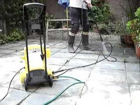 Gardening and Jetwashing