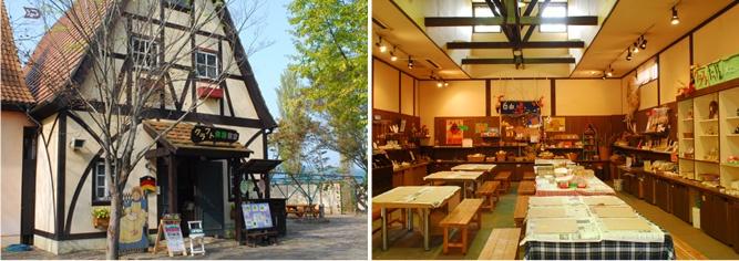 Okayama 岡山(おかやま) 岡山農業公園 ドイツの森 学ぶ クラフト体験教室  楽しいクラフト体験教室! オカリナ絵付けや備前焼に挑戦出来る場所。随時受付で体験できます。 手作りとオリジナルにこだわって、お客様に楽しんでいただいています。 人気NO.1のジェルキャンドル、定番のオルゴール・オカリナ・白磁の絵付け、その他色々・・・ 新メニューも加わり、ますます楽しさ倍増です。 今、その瞬間の思い出をぜひクラフトで作ってください。 ご来店をお待ちしております。  下記よりクラフト体験教室での体験メニューになります。 下記以外にも季節のメニューや団体向けメニューも別途ご用意しています。 団体様の貸切等でご利用になれない場合がありますので、事前にお問い合わせください。 ※体験教室は実施日・内容・料金・時間等予告なく変更になる場合があります。