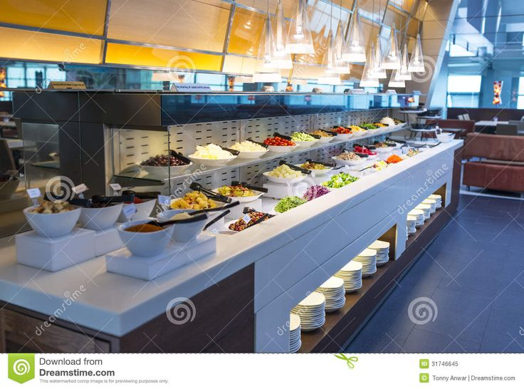 salad bar restaurants | ... of vegetable at the salad bar in the restaurant. By Tonny Anwar