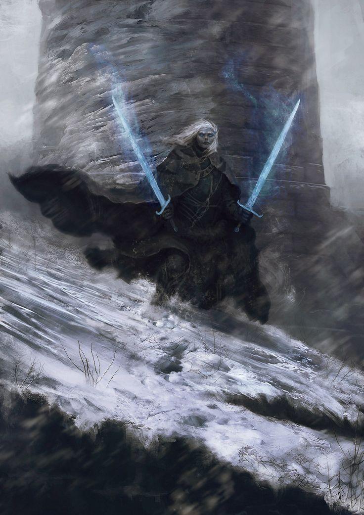 Dark elf by Nahelus on DeviantArt                              …