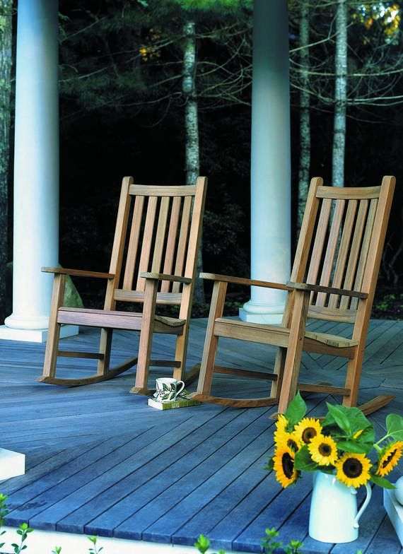 Kingsley Bate: Elegant Outdoor Furniture Part 87