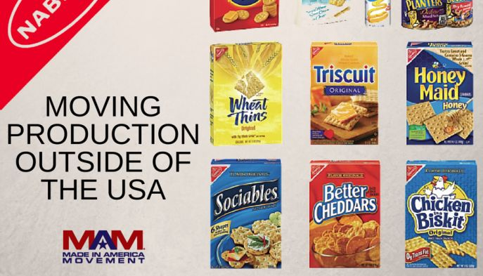 Nabisco to Cut Chicago jobs, Send Some Work to Mexico