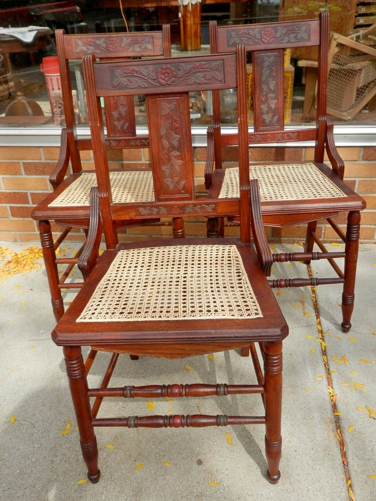 1000+ images about Chairs I have caned on Pinterest