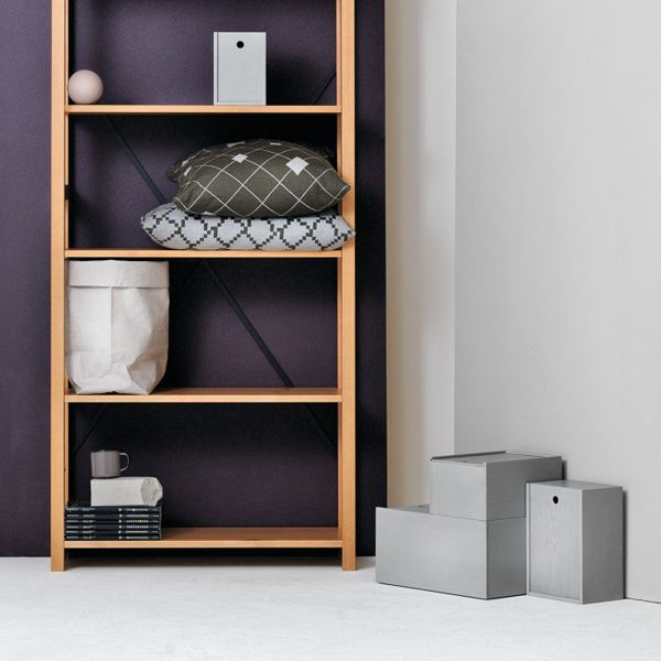 System storage boxes by Lundia.