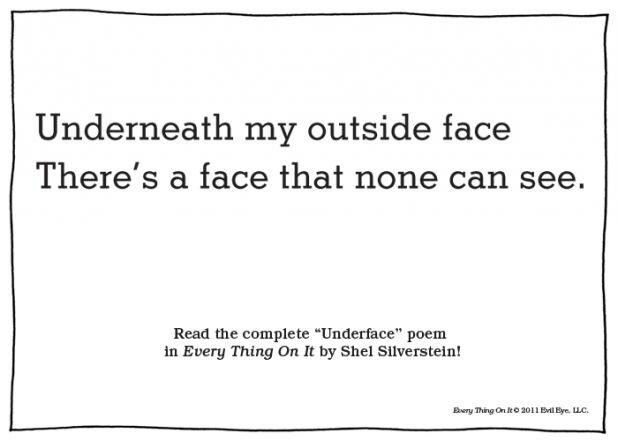 Funny Poems By Shel Silverstein: This Is A Great Shel Silverstein Quote. Short And Simple