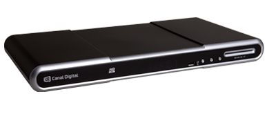 Sagem HD PVR - Canal Digital Kabel-TV