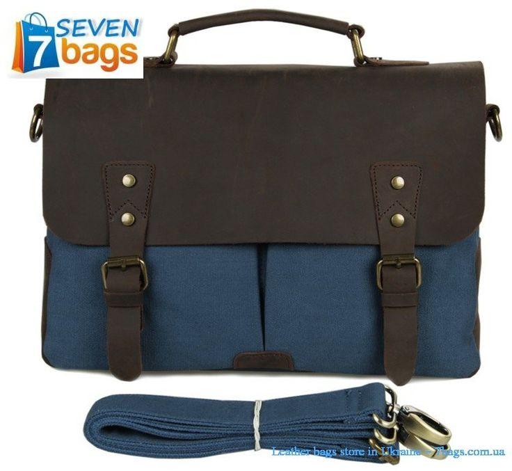 Летняя сумка от 7bags.com.ua Все необходимое с вами! На эту сумку в синем цвете 2 Мая ДОПОЛНИТЕЛЬНАЯ скидка 100 грн для фоловеров и сабскрайберов в наших соц.сетях.  #сумка #портфель #лошадная кожа #семь сумок  Повседневная кожаная сумка  кросс-боди John McDee  Симпатичная кожаная сумка  кросс-боди John McDee JD9013K располагает массой вместительный карманов для вещей первой необходимости. В офисе, в магазине, на улице вы будете чувствовать себя как рыба в воде и знать место любой своей…