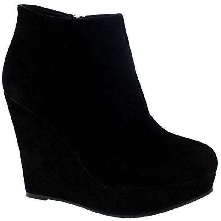 Femmes Haut Talon Compensé Cheville Démarrage Plate-Forme Chaussures #Ballerines #chaussures http://allurechaussure.com/femmes-haut-talon-compense-cheville-demarrage-plate-forme-chaussures/