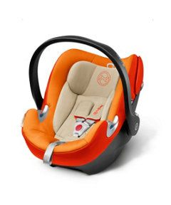 Cybex Aton Q Baby Car Seat-Autumn Gold. Birth to 13kg. http://www.parentideal.co.uk/mothercare---car-seat.html