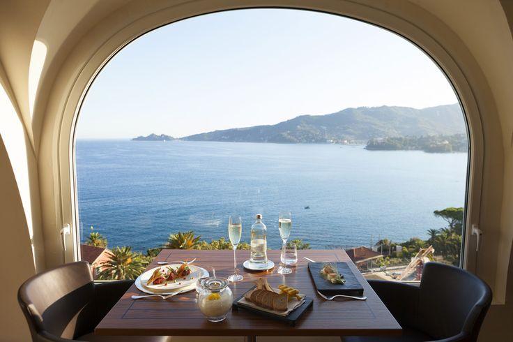 A Rapallo il Grand Hotel Bristol Resort & Spa