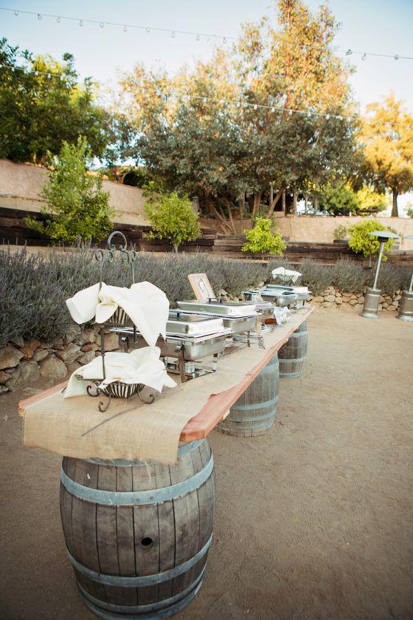 Rustic Temecula, California Farmhouse Wedding | One to Wed