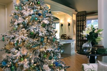Christmas Decorating like a PRO - traditional - Living Room - San Diego - Robeson Design