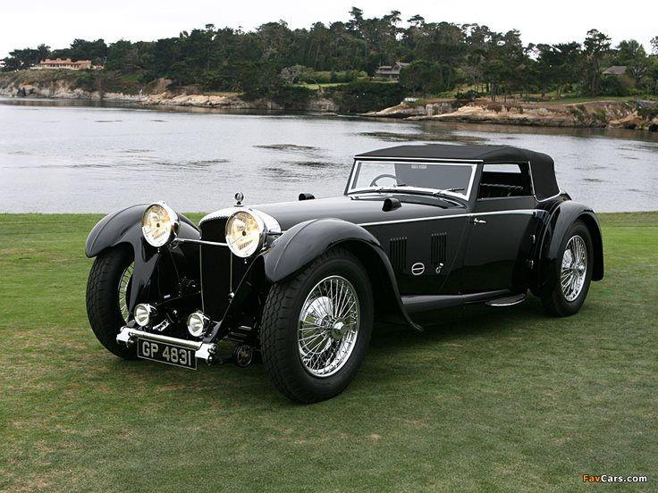 1931 Daimler Double 6-50 Sport Corsica Drophead Coupe
