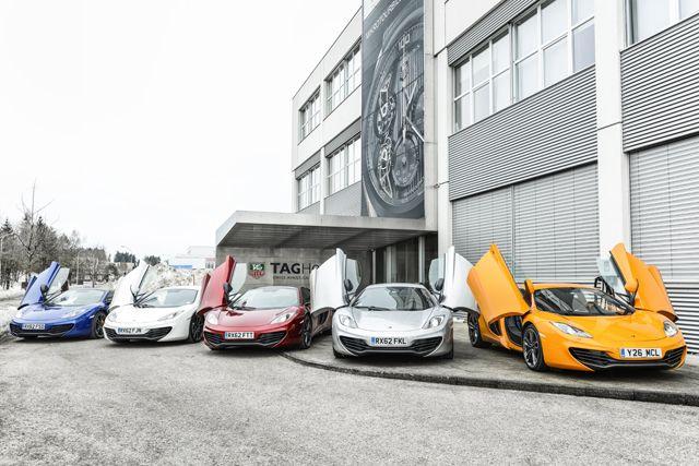 TAG Heuer & McLaren -  A bigger & stronger partnership