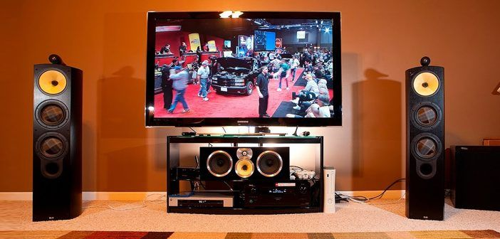 Go Big Go Loud: Best Home Theater Systems in India