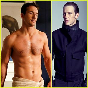 Just love Barry Sloane (Aiden), especially shirtless for 'Revenge'. He's on my list.