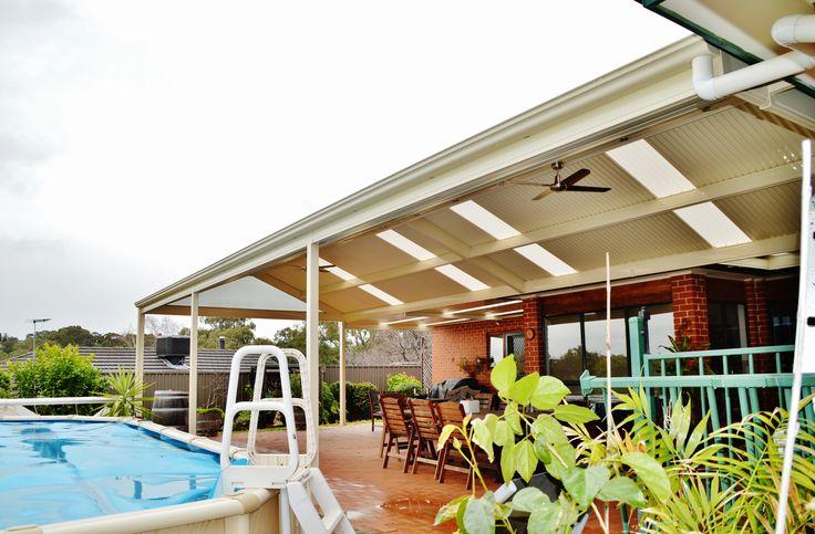DMV verandahs in Adelaide quality assurance from BlueScope Lysaght Steel Golden Grove, SA