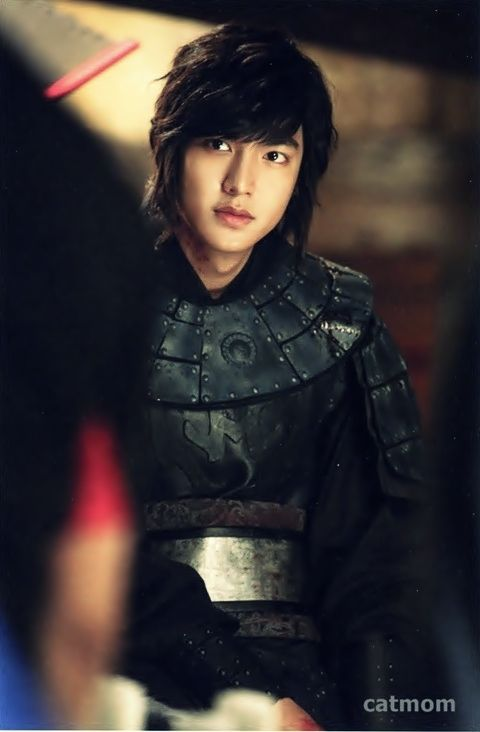 """Le Min Ho as Choi Young in """"Faith"""". Yesssss."""