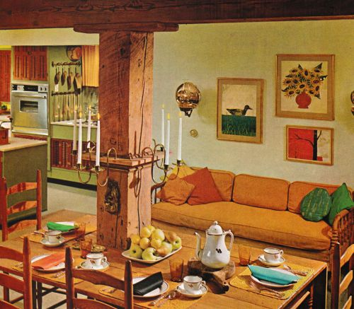 339 best 1970s Living Room images on Pinterest | Vintage ...