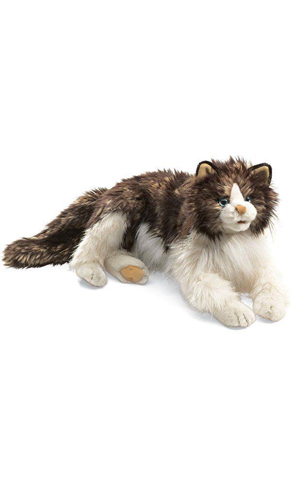 Folkmanis Ragdoll Cat Hand Puppet Best Price
