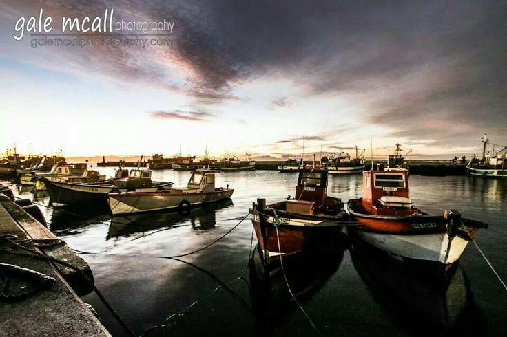 Kalk bay pre dawn dark winter morning