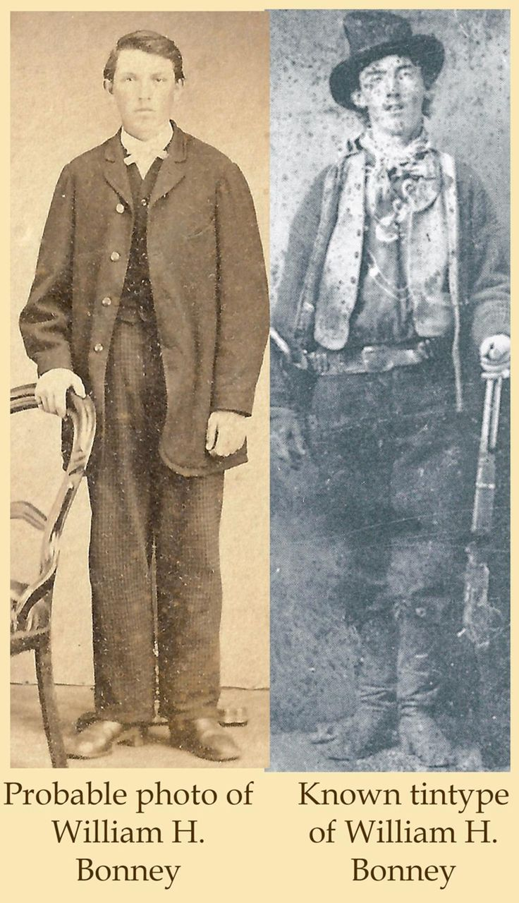 New photo believed to be clean-cut Billy the Kid is real deal, forensic expert says. The photo, belonging to New Mexico collector Ray John de Aragon, is in fact the legendary gunslinger, says acclaimed forensic expert Lois Gibson. This is The only authenticated photo of Billy (right), along with the new possible pic of him.