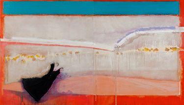 "Saatchi Art Artist Olivier Dubois-Cherrier; Painting, ""The world will survive us 9"" #art"