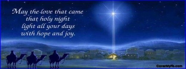 That Holy Night... Facebook Cover