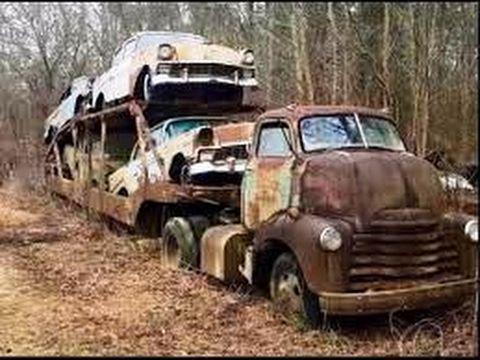 O Que Aconteceu Com Este CAMINHÃO CEGONHA Chevrolet? abandonado A 60 Ano...
