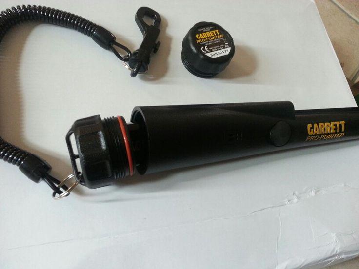 Tappo Anti smarrimento per propointer garrett!! Disponibile www.omegasolution.it