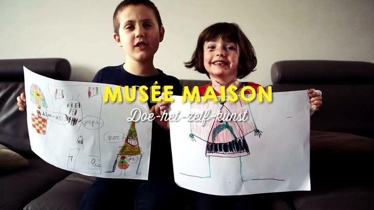 Musée Maison, doe-het-zelf-kunst!