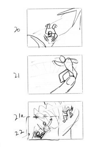 The 25+ best Storyboard film alfred hitchcock ideas on Pinterest - visual storyboard