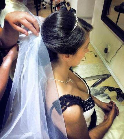 Una dintre cele mai frumoase zi din viata unei femei este nunta! Lasa-te rasfatata de profesionistii salonului GaalHairPlay si te vei simti minunat! http://www.gaalhairplay.ro/