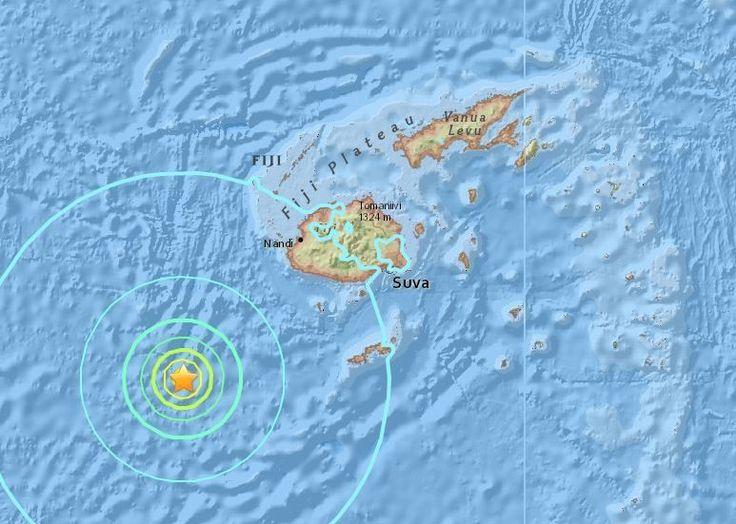 Sismo de magnitud 7,2 frente a islas Fiyi dispara alerta de tsunami - http://www.notiexpresscolor.com/2017/01/04/sismo-de-magnitud-72-frente-a-islas-fiyi-dispara-alerta-de-tsunami/