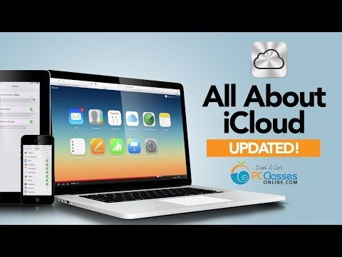 All About iCloud- UPDATED! - PCClassesOnline