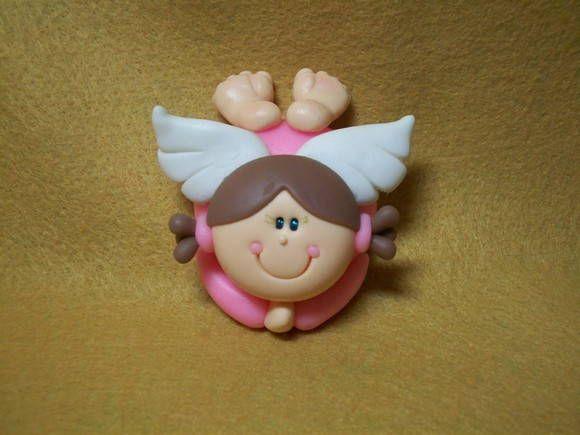 Angelita .- vía www.decoyarte.com