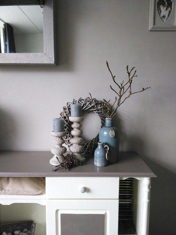 Meer dan 1000 decoratie idee n op pinterest eetkamer for Decoratie op dressoir