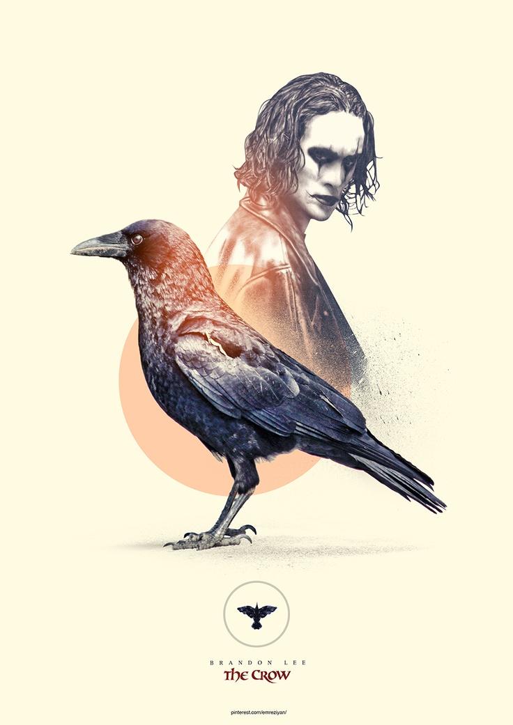 The Crow by Emre Ziyan